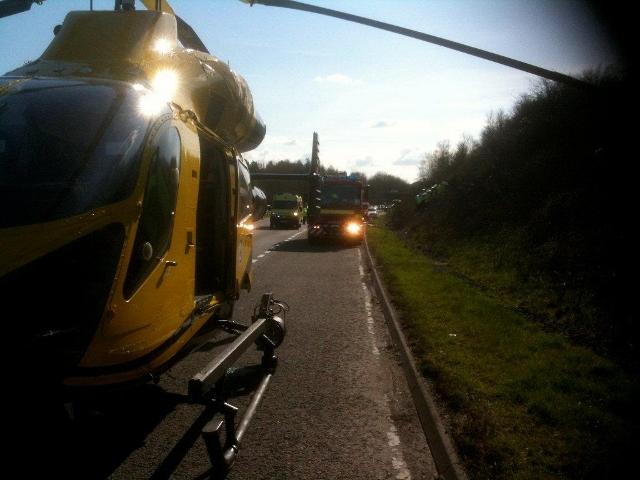 A303 - Heli Motorway